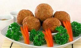 мясные шарики